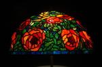 Tiffany lamp 1