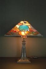Tiffany lampe v1