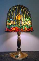 Tiffany lampe 1